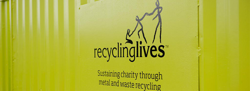 recycling lives welfare charity