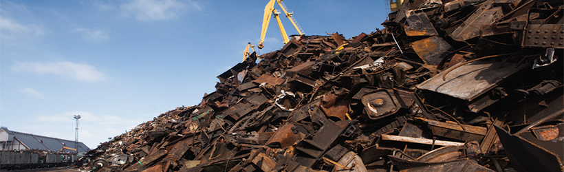 Iron and Stealing: National Drop in Scrap Metal Thefts