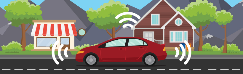 The Not-So-Distant Future: A Look At Self-Driving Cars
