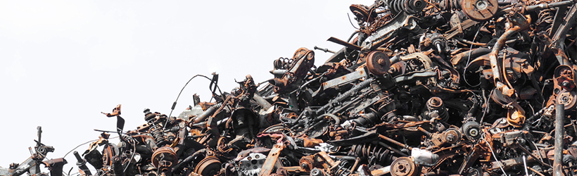The many uses of scrap metal