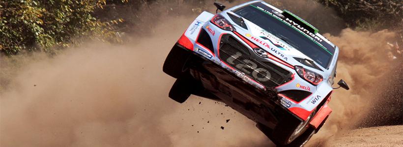 rally championship 2016