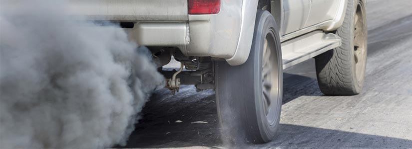 vehicle pollution