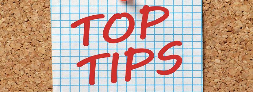 top tips for avoiding scams