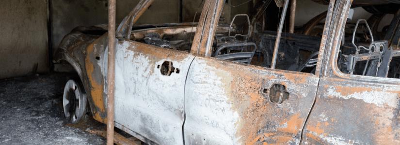 lost scrap car