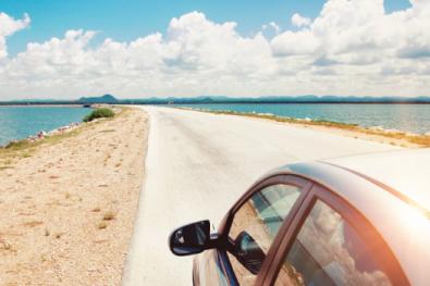 driving car holiday
