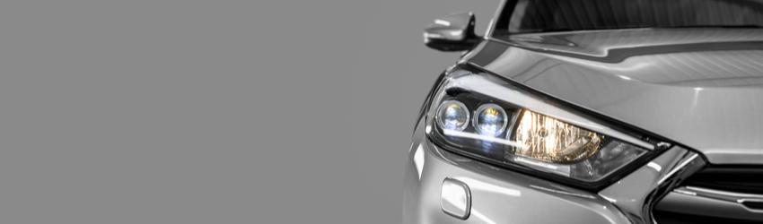 Grey Car SCN