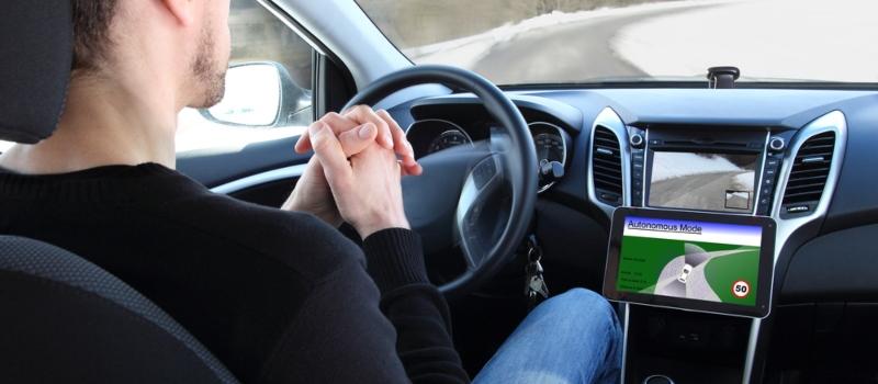 Self-drive-car