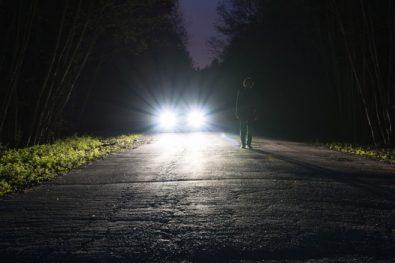 Haunted-roads-car-lights