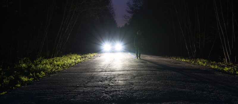 Haunted-roads-car-lights
