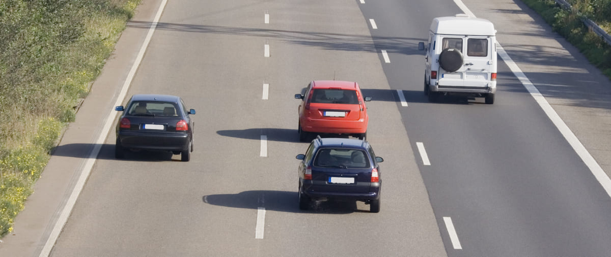 New cameras targeting tailgaters to be rolled out on UK roads