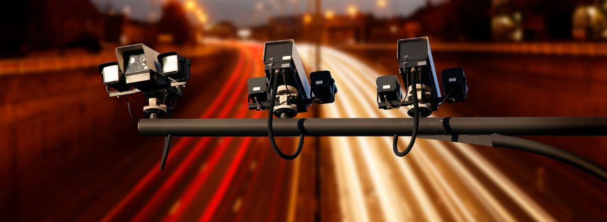 New cameras targeting tailgaters