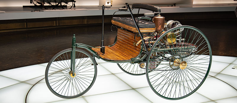the benz motorwagen