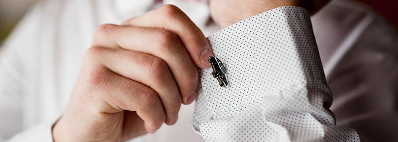 car cufflinks